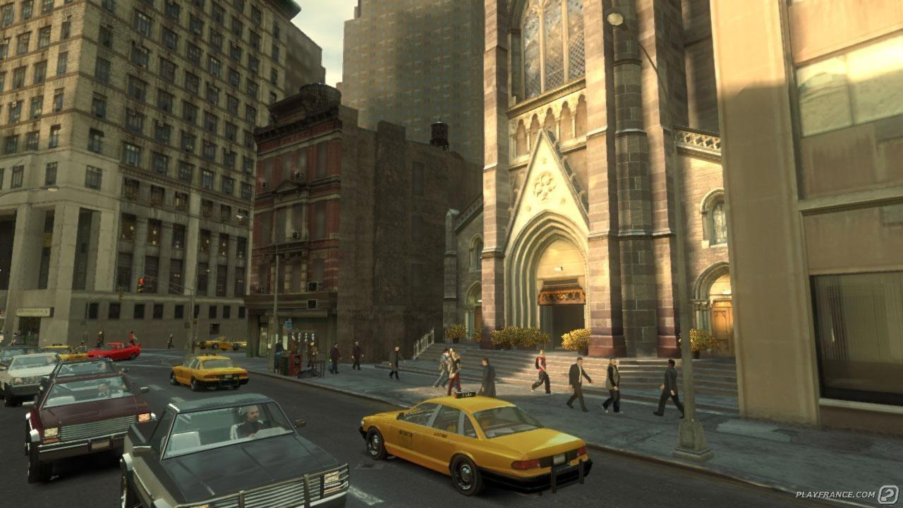 Grand Theft Auto 4 34 Aerith World